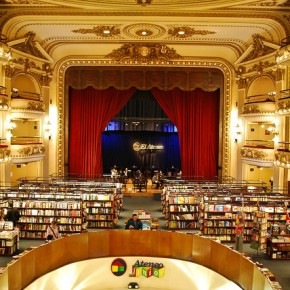 The world's coolest bookstore
