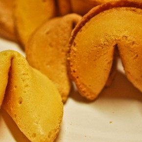 Make your own luck: visit a fortune cookie factory