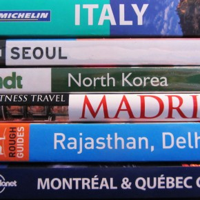 How To Choose The Right Guidebook For Your Trip