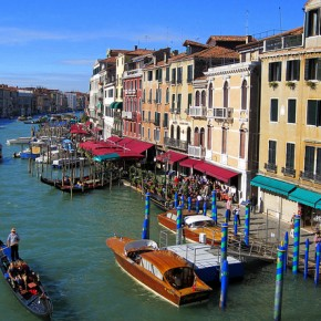 Places to see before they disappear: Venice