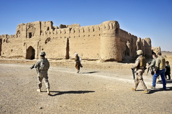 Afghan Castle