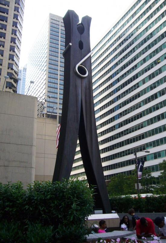 Big Clothespin