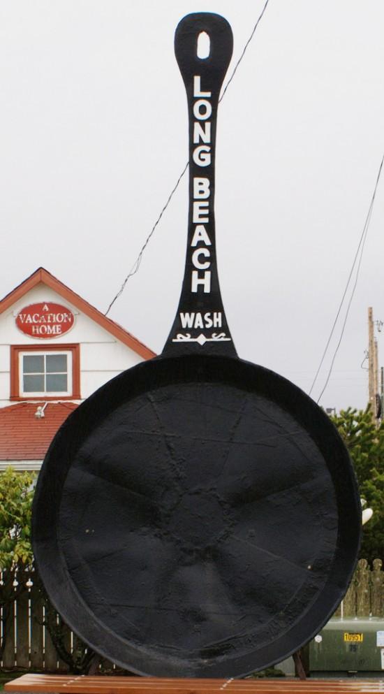Big Frying Pan