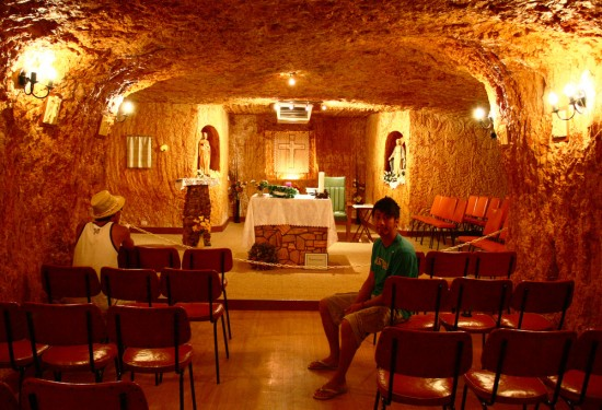 Coober Pedy Church