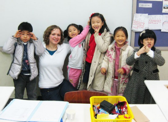 Teaching English in South Korea 2