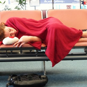 How To Sleep In An Airport