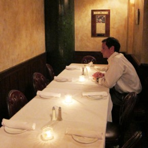 How To Dine Alone Without Feeling Awkward