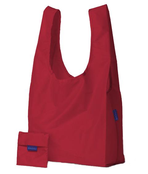holiday gift baggu foldable tote bag