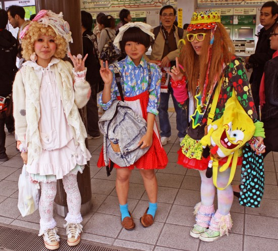 cosplay in Japan