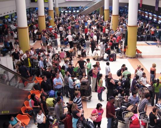 holiday travel chaos