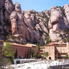 In Pictures: Montserrat, Spain