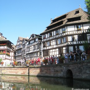 In Pictures: Strasbourg, France