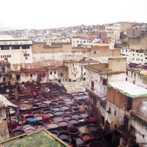 The oldest leather tannery in the world