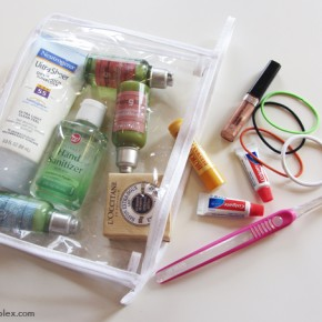 Double Your Essentials And Halve Your Packing Time