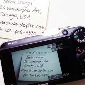 Lost Your Camera? Here Are Some Steps You Can Take To Get It Back