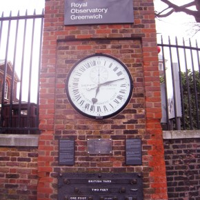 Be in two places at once at the Prime Meridian in Greenwich