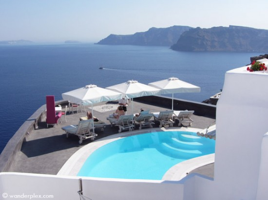 Andronis Boutique Hotel Pool