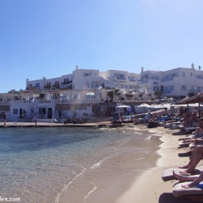 Can't decide which Mykonos beach to stay at? This is the hotel for you.
