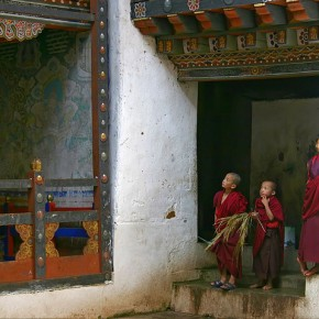 Photo of the week: Bhutanese Monks