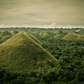 Photo of the week: Chocolate Hills