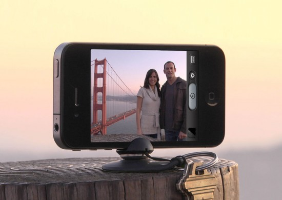 The world's smallest phone and camera tripod