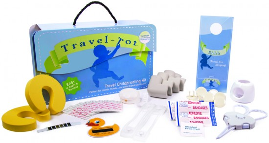 Travel Tot Childproofing Kit