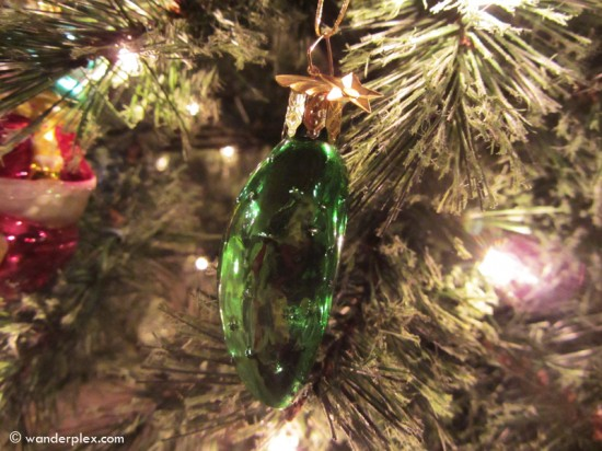 christmas traditions german pickle