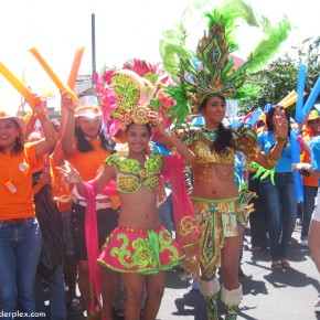 Get Front Row Seats At Panama's Carnival Celebrations