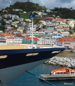 ship-at-pier-in-Grenada