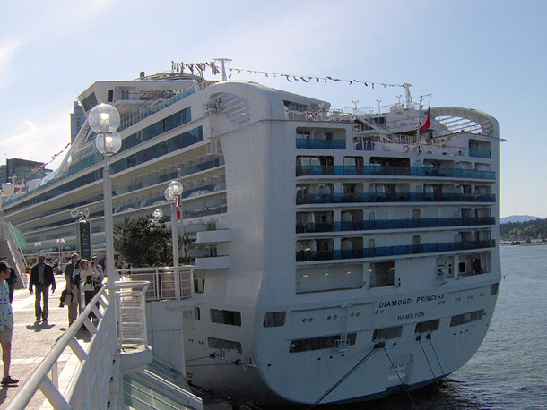 The Best Spot On A Cruise Ship For Seasickness Sufferers