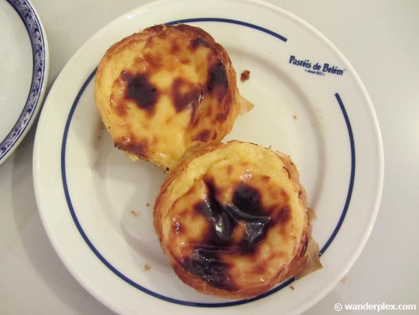 Pastéis de Belém Lisbon Portugal