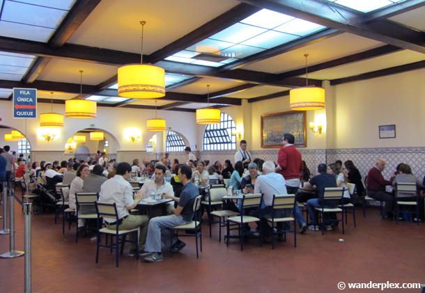 Pastéis de Belém Cafe Lisbon Portugal
