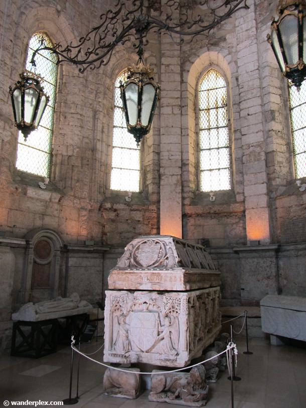 convento carmo museum lisbon portugal