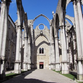 Convento do Carmo: Lisbon's Open-Air Church