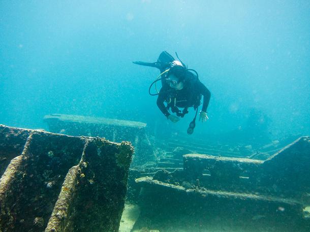 aruba antilla ship wreck diving snorkeling site