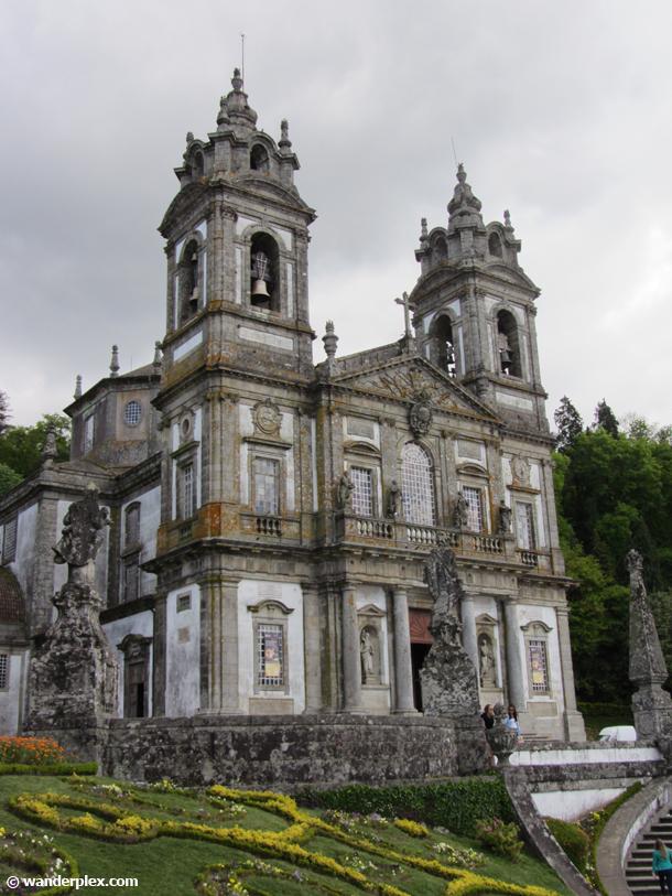 Bom Jesus in Braga