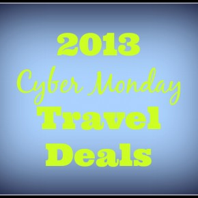 The Cyber Monday Travel Deals Guide (And A Giveaway)
