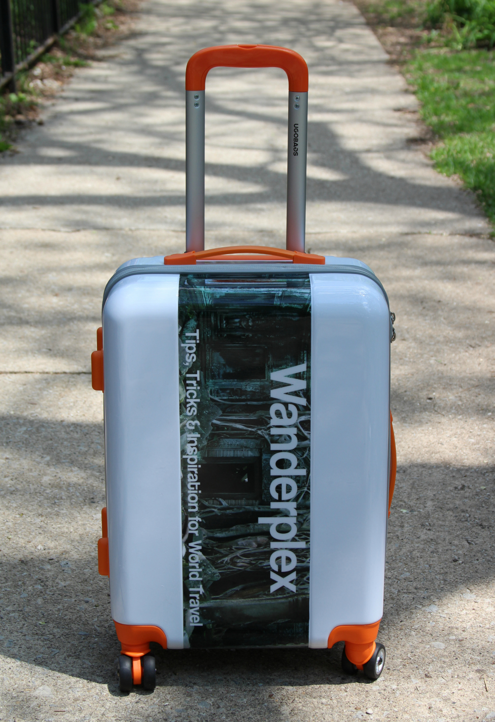 Ugobags customized luggage